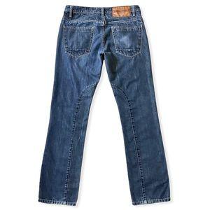 2 DIE FOR   Straight Leg Men's Jeans 34x33